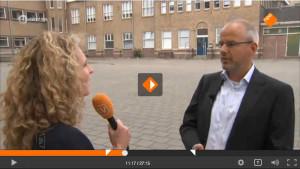 Arnoud van Doorn vertelt bij 1Vandaag over het geplande dawah-centrum.