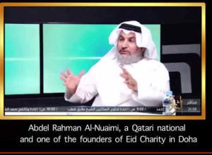 De Qatarse fondsenwerver Al-Nuaymi staat op diverse terreurlijsten.